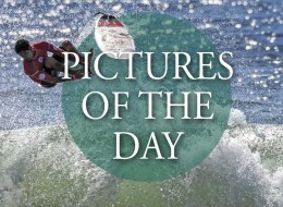 LIVE: Pictures Of The Day Monday 7th March