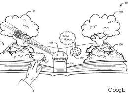 À quoi pourrait ressembler le livre pop-up du futur (selon Google)