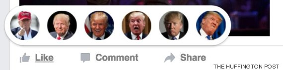 facebook reaction pack