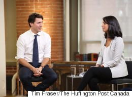 Watch The Trudeau Town Hall On Canada's Place In The World