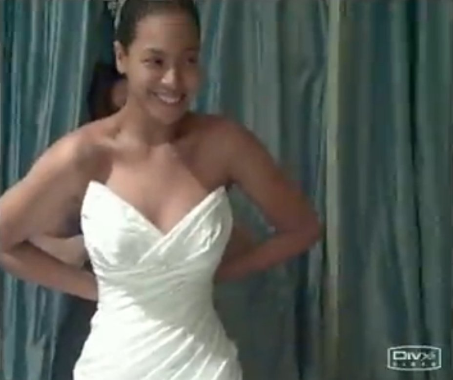 beyonce wedding dress unveiled video huffpost