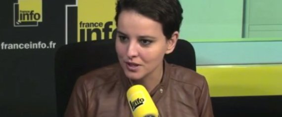 NAJAT VALLAUD BELKACEM FRANCE INFO