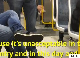 This Is How To Deal With A Racist On Public Transport