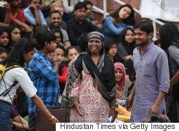 WATCH: Soni Sori Raises The 'Azadi' Battle Cry Right In The  Heart Of JNU