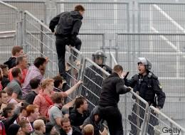 Der Deutsche weiß, wie man richtig flüchtet