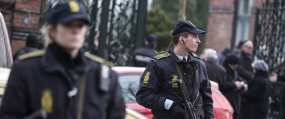 DANISH SECURITY FORCES