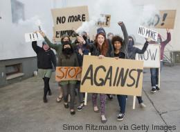 Frauen, steht auf und kämpft für eure Rechte!