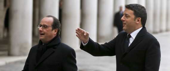 RENZI HOLLANDE