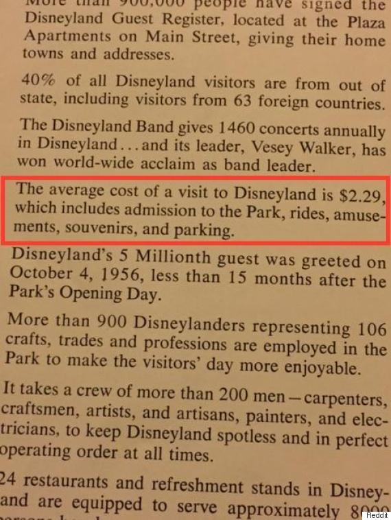 disneyland ticket prices