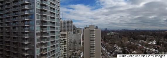 apartments toronto
