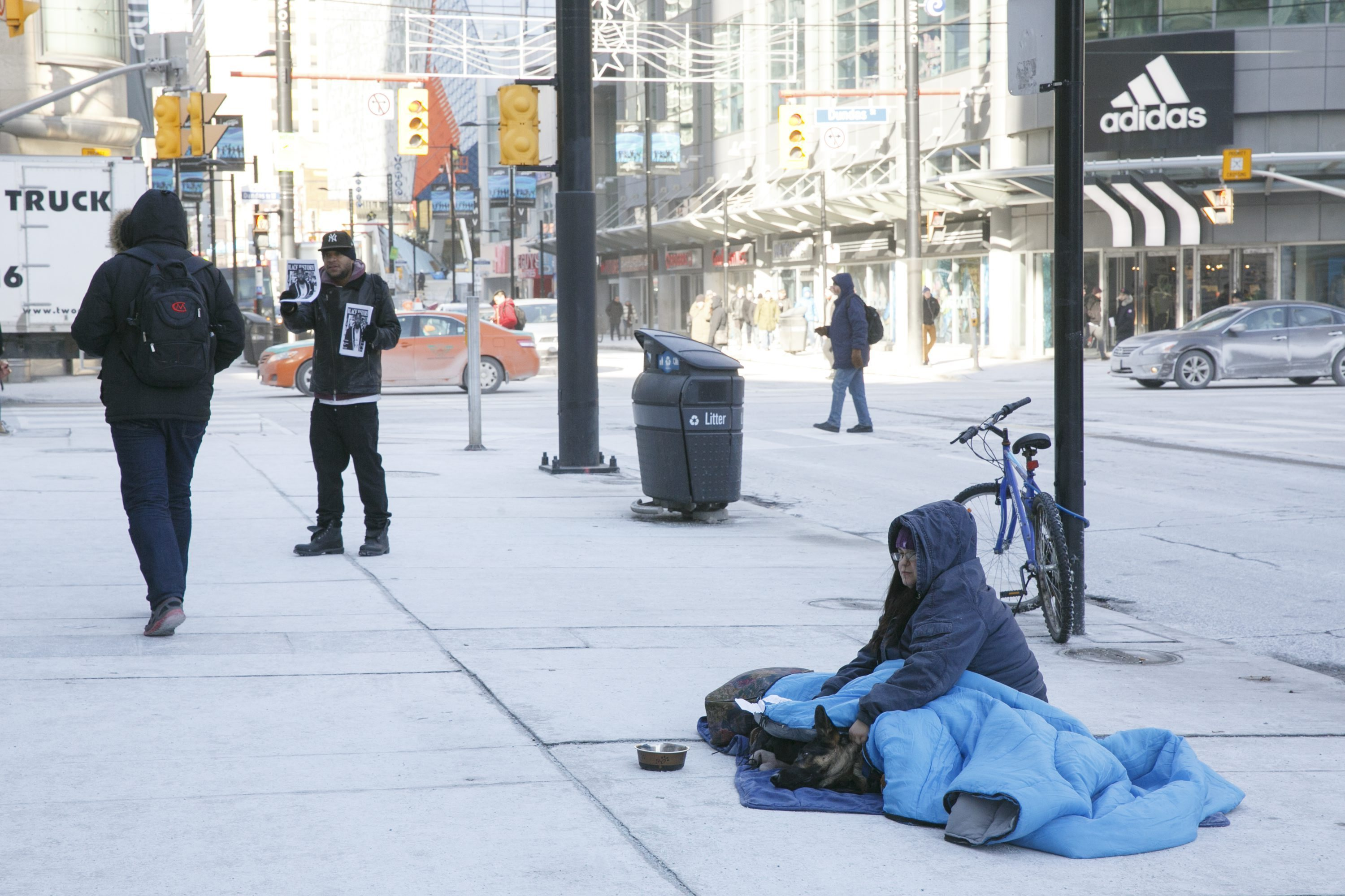 homelessness evident in the wealthy city of toronto Why does homelessness persist in rich liberal programs for the homeless cost the city of toronto spent $30,000 stream of relatively wealthy people to.