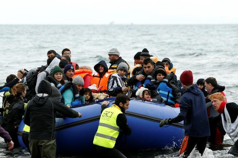 grécia refugiados