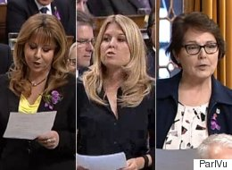 Only Women Spoke For The Tories In Question Period On Tuesday
