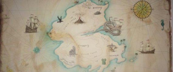 BUTT MAP