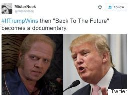 #IfTrumpWins Is A Horrifying Glimpse Of What Might Be Our Future