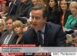 PMQs Today, Without All The Shouting