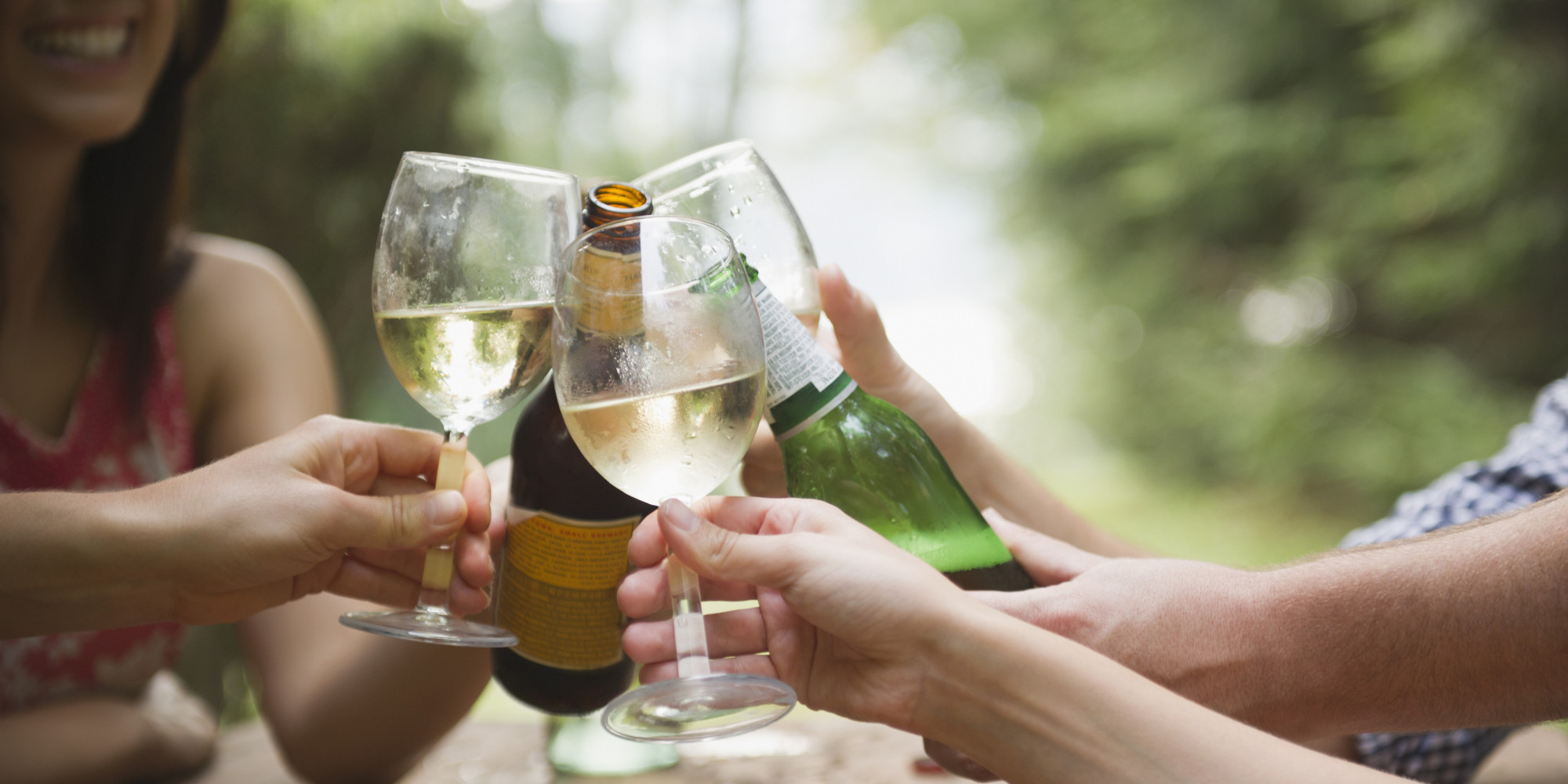 Millions Of Brits Have Consumed Weekly Alcohol Limit In ...