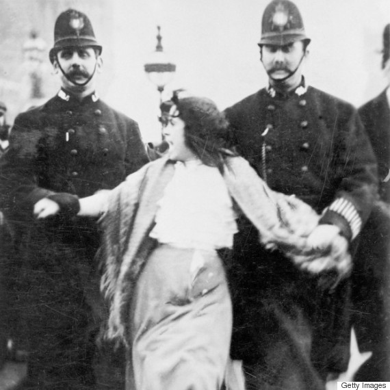 mulher revolucionária