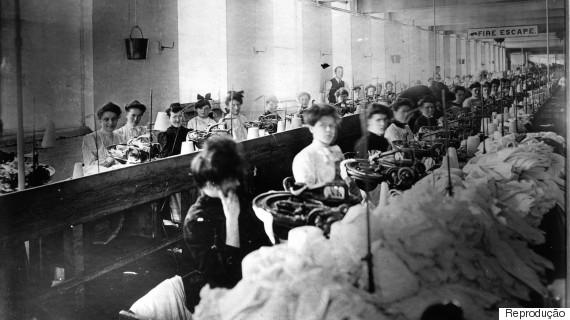 trabalhadoras mulheres