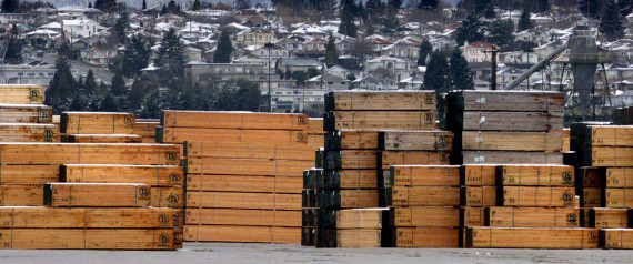 SOFTWOOD LUMBER DEAL
