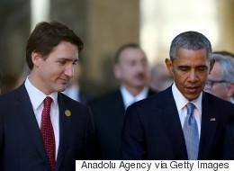 Il y aura du whisky au souper entre Trudeau et Obama
