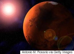 La Chine veut envoyer un engin sur Mars d'ici 2020