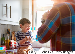 I Share A Home With My Ex-Wife, And Our Son Is Better For It