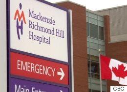 Abus sexuels d'une aînée : l'hôpital de Richmond Hill n'alerte pas la police
