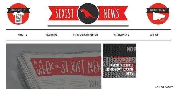 sexist news