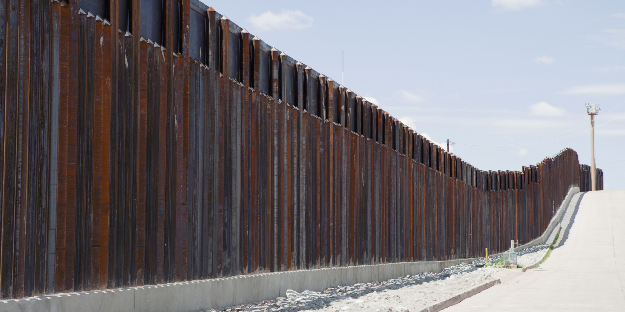 Build The Wall : Socio political commentary republicans embrace