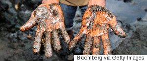 NIGER DELTA OIL SPILL