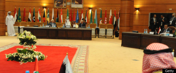 Syria Arab League Observers