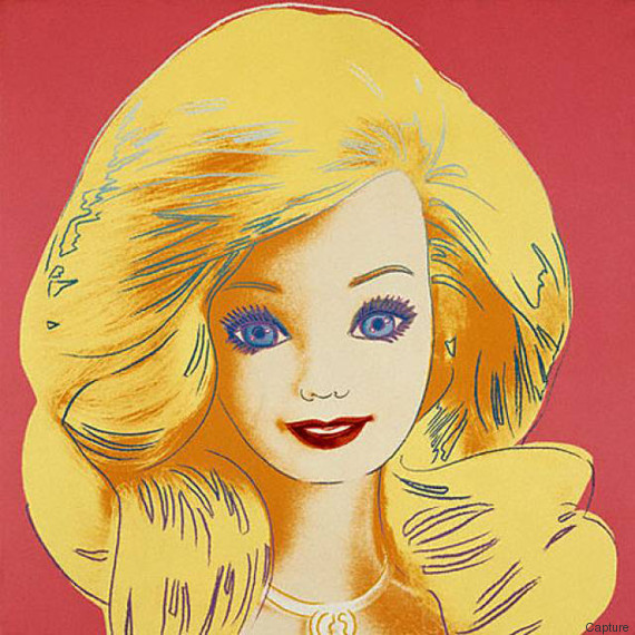 barbie warhol