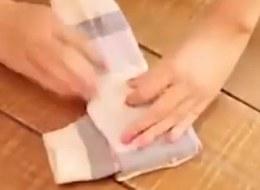 هل تضيع جواربك دوماً؟ إليك حل يخلصك من المشكلة إلى الأبد