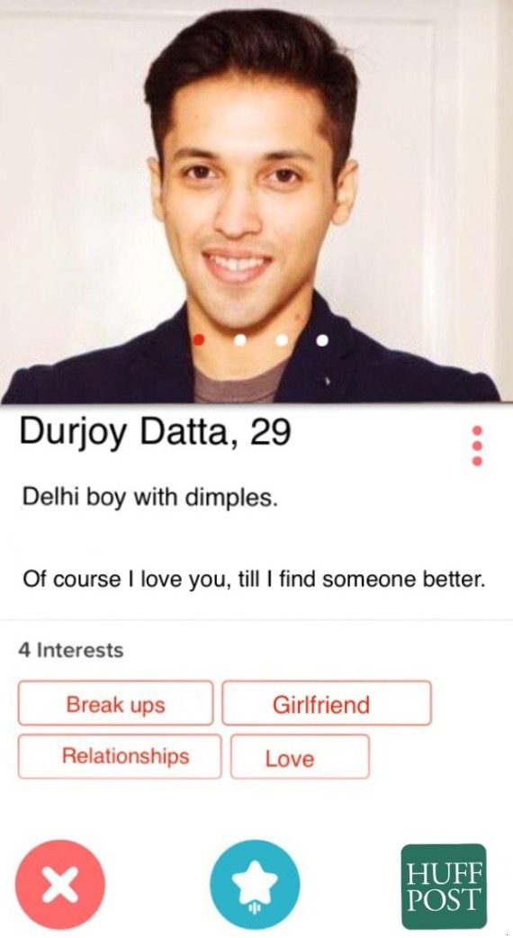 how to put a good profile on tinder
