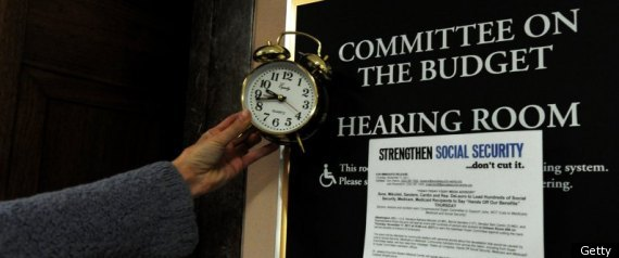 DEFICIT SUPER COMMITTEE DEADLINE