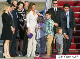 Justin Trudeau Proves The Power Of Positive Parenting