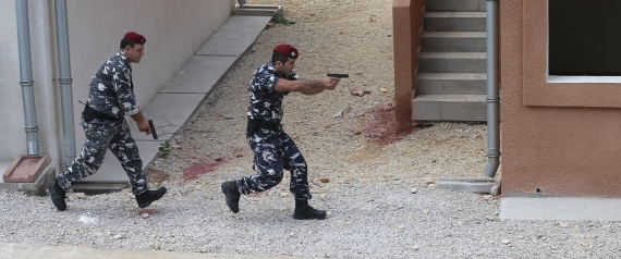LEBANESE SECURITY FORCES