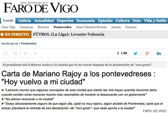 carta rajoy