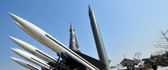 NORTH KOREAS MISSILES
