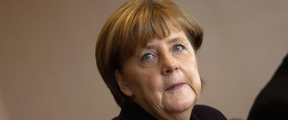 سيطيح اللجوء ألمانيا بحزب ميركل n-MERKEL-large570.jpg