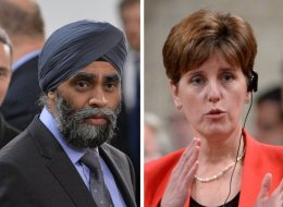 Defence, Development Ministers Talk ISIS Mission With Aid Agencies