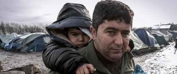 SYRIAN REFUGEES FRANCE