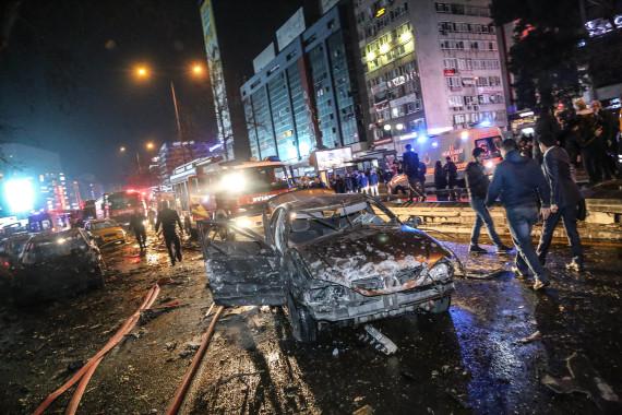 ankara turkey car bomb