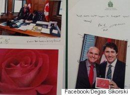 Ottawa envoie un cadeau à une victime d'insulte homophobe