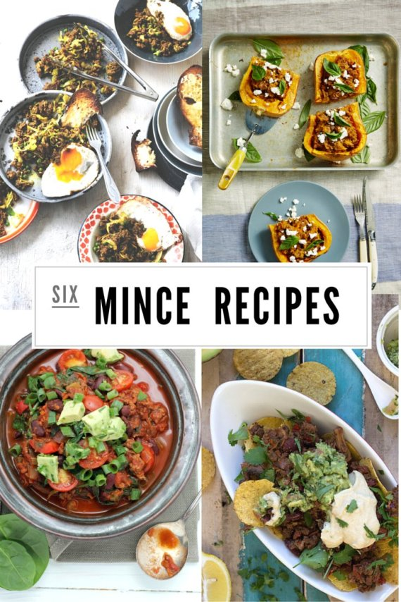 mince recipes