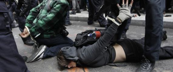 OCCUPY WALL STREET POLICE