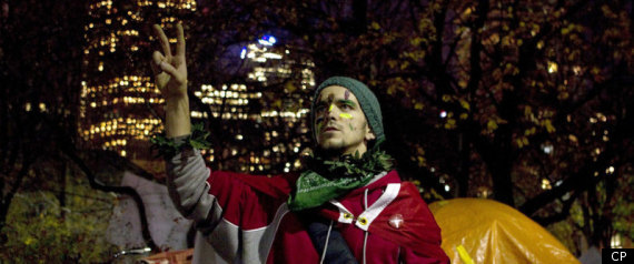 OCCUPY TORONTO EVICTION COURT HEARING