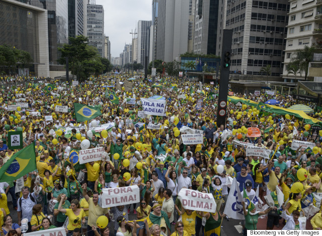 sao paulo protests
