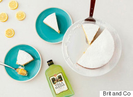 Spring Forward With This Tasty Limoncello Tart